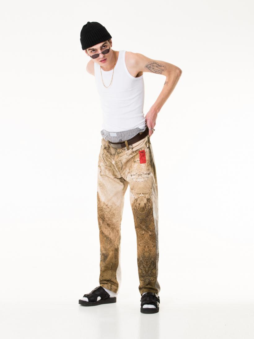 YELLOWSTONE PANTS
